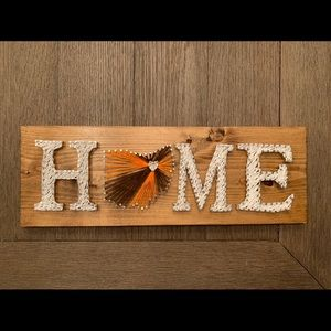Other - Home sign, Cleveland browns sign